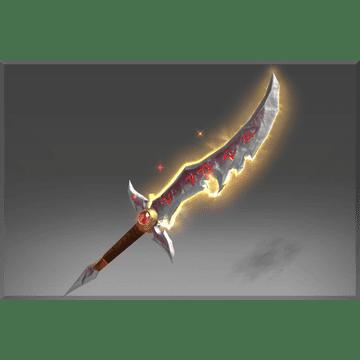 Sword Of The Bladeform Aesthete