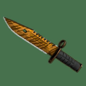 ★ M9 Bayonet - Tiger Tooth