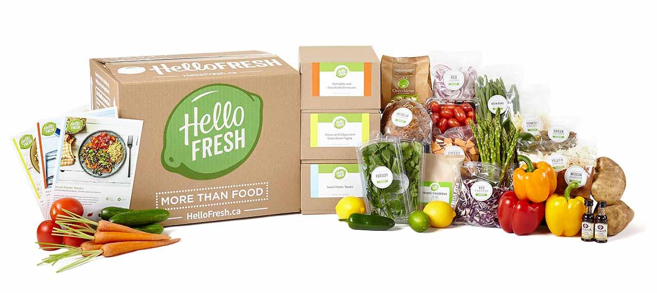 Ww Fresh Box Vegetarian