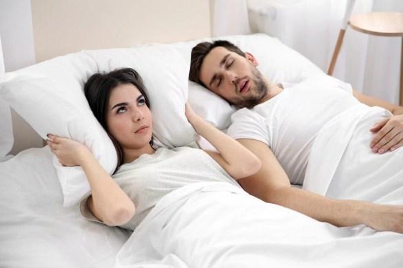 Inilah Penyebar Kenapa Tidur Bisa Mendengkur Dengan Kencang