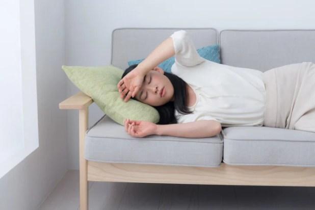 penyebab kelelahan