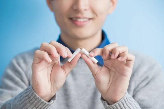 merokok saat buka puasa