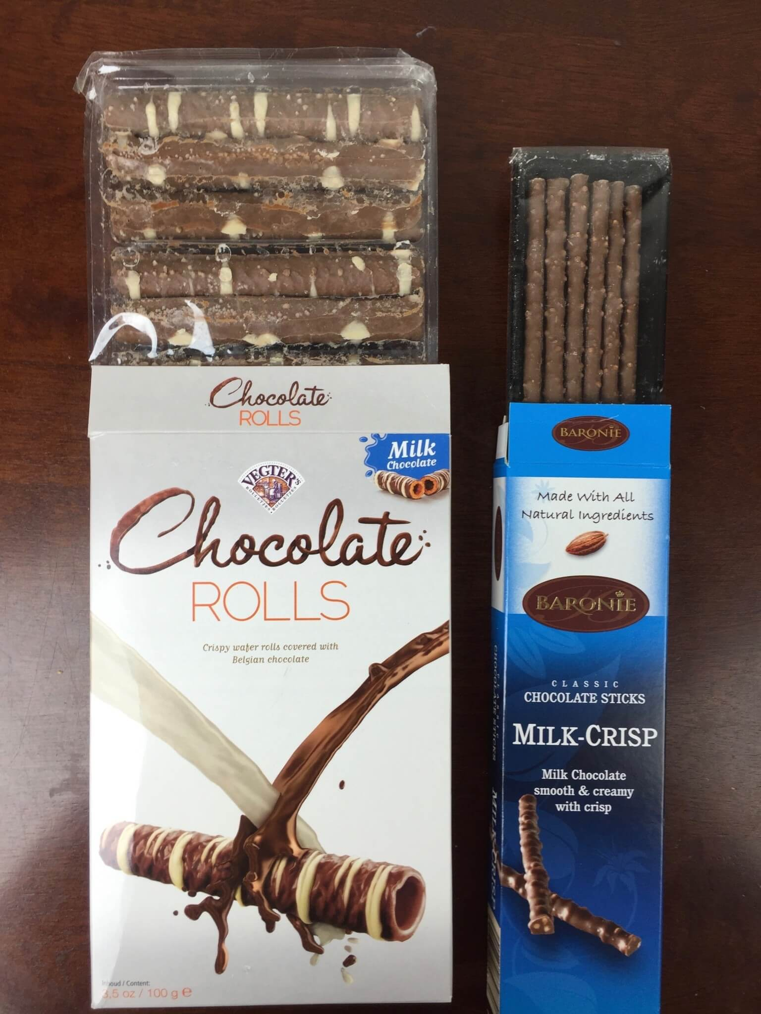 Droste Chocolate Review