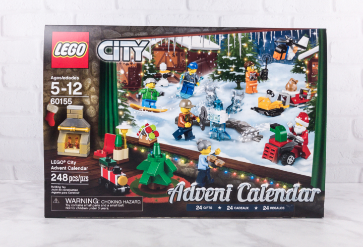 Lego City Advent Calendar 2017 Mini Review   hello subscription The 2017 Lego City Advent Calendar is available now  The Lego advent  calendar is one of the year s most anticipated calendars and contains 24  different