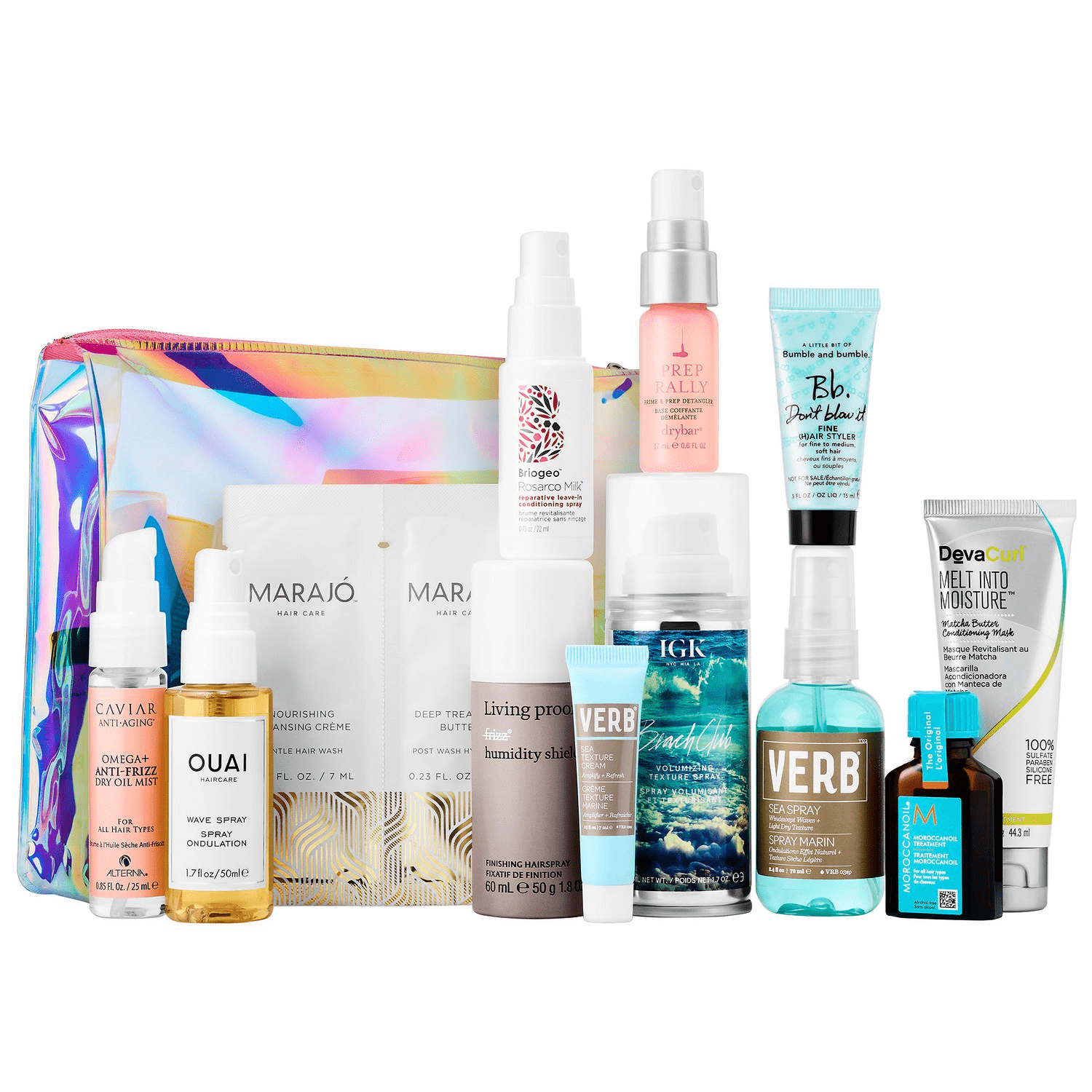 New Sephora Favorites Kits Available Now Summer Hair
