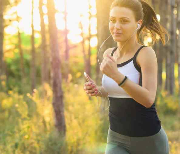Exercise and acne