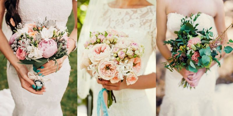 A Guide To Bridal Bouquets & Florists