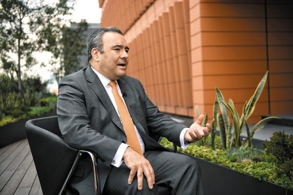 EMPUJE. El procurador fiscal Carlos Romero dijo que hay una estrategia contra la evasión. Foto: Nayeli Cruz