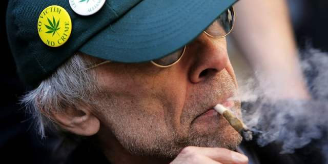 GettyImages 72548809 Older Americans are 20 times more likely to use cannabis than they were 30 years ago