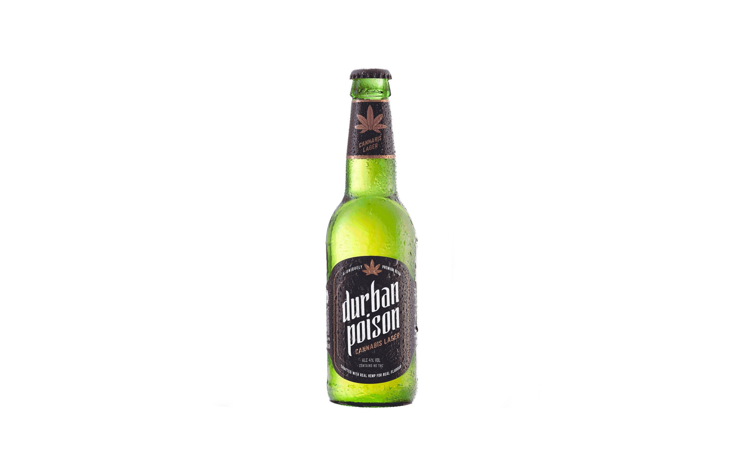 Best Weed Beer Poison City Lager2 From Heineken and Coors To Craft and Microbrews, This Is The Best Weed Beer In The World