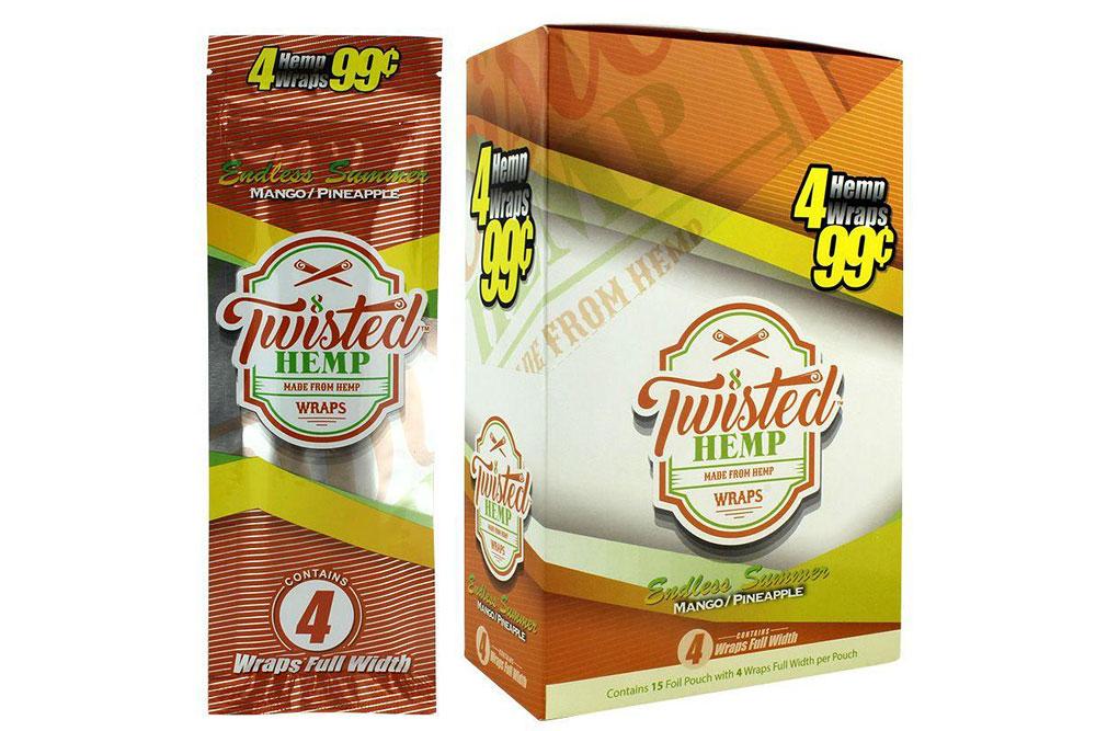 Twisted Hemp Tobacco Free Blunt Wraps The 10 Best Tobacco Free Blunt Wraps