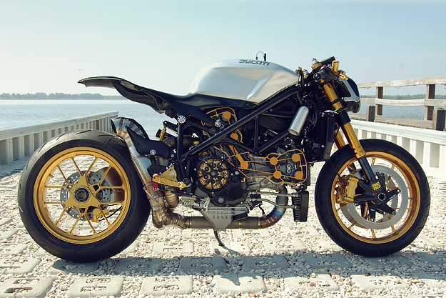 Ducati 1098 Custom by Anglada Originals