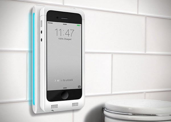 The Conductor Magnetic Charger For iPhone 5 | HiConsumption