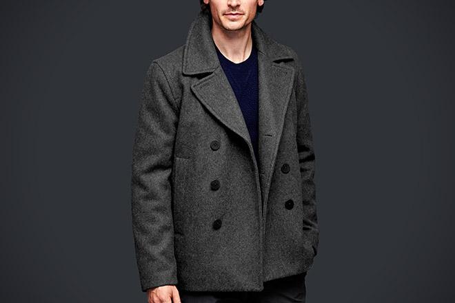 Where To Buy Mens Pea Coat JacketIn