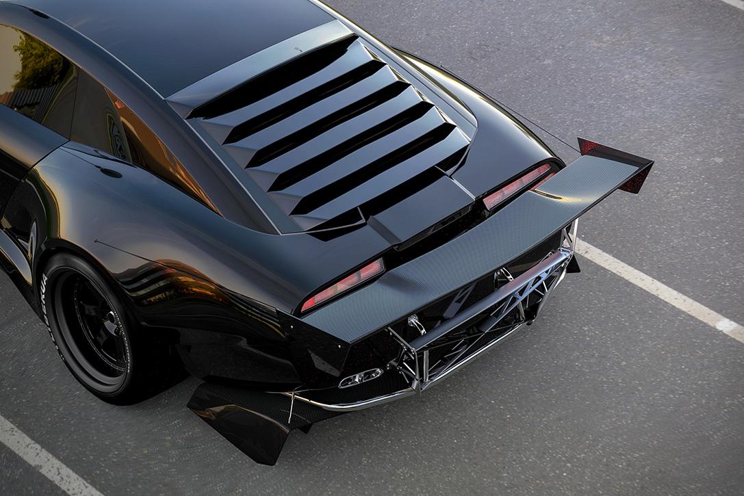 Pontiac Firebird TT Concept HiConsumption