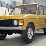 1973 Land Rover Range Rover By Legacy Overland Hiconsumption
