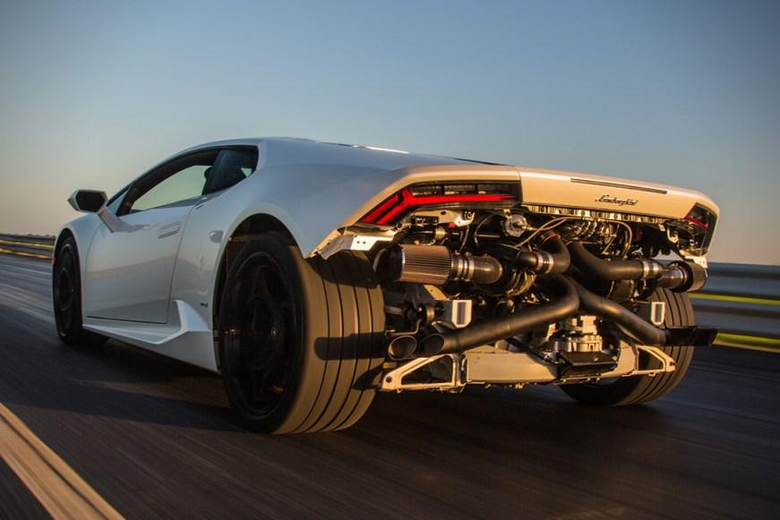 Hennessey Lamborghini Huracan HPE1000 Twin Turbo ...