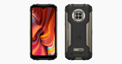 DOOGEE S96 Pro Rugged Smartphone | HiConsumption