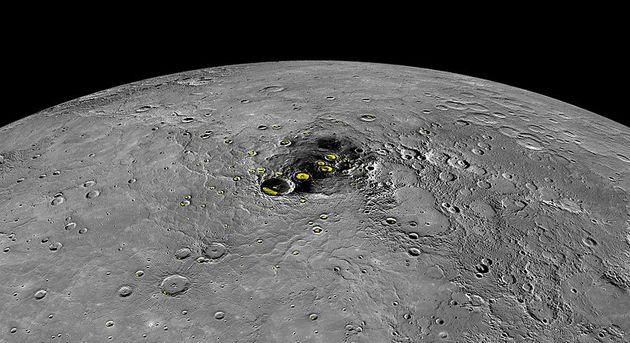 Resultado de imagem para Mercúrio planeta