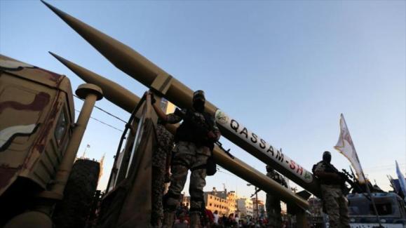 Vídeo: Los palestinos advierten a Netnyahu mostrando sus misiles | HISPANTV