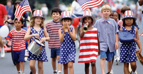 independence-day-parade - July 4th Pictures - History of ...