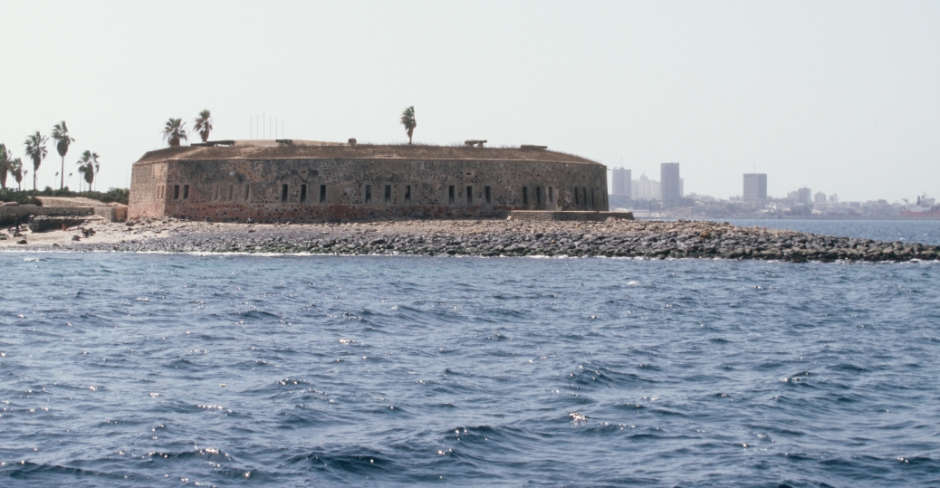 house of slaves, goree island, dakar, senegal, atlantic slave trade, atlantic slave trade memorial, black history, slave trade