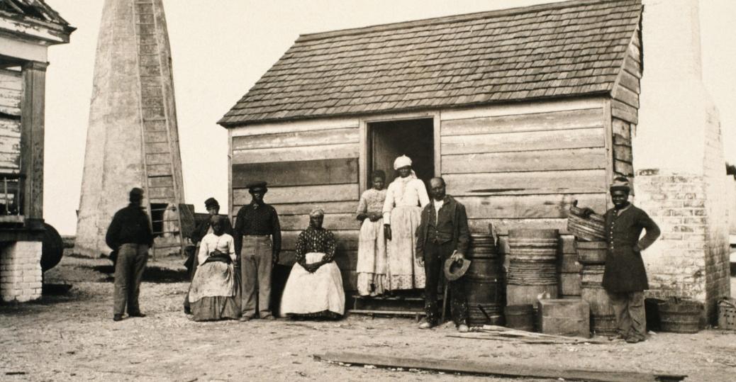 plantation, cockspur island, georgia, slaves, slave life, black history