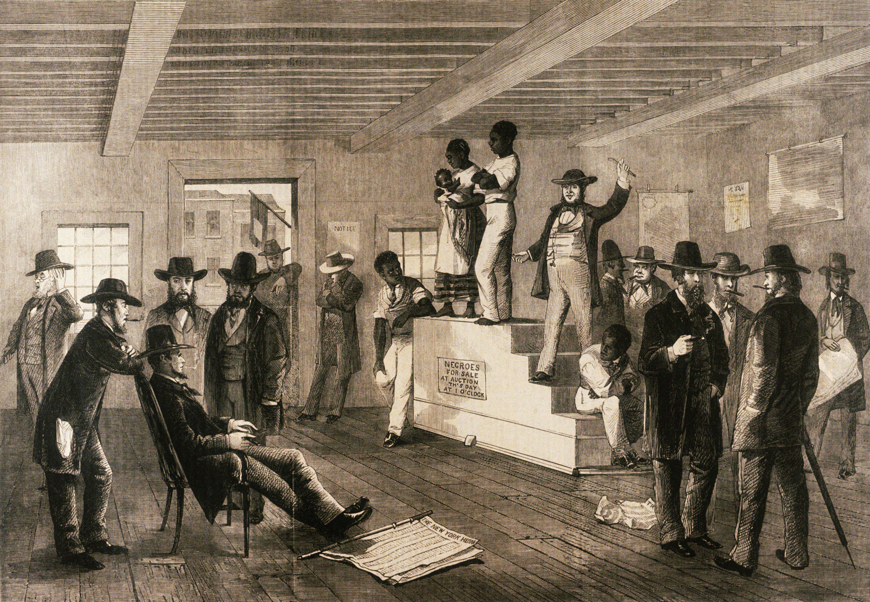 Image result for slave auction