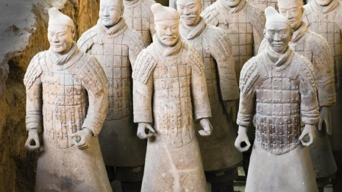 Image result for terracotta warriors