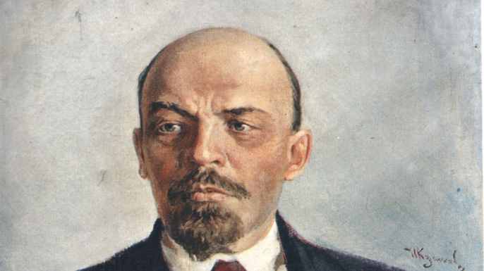 Image result for image of lenin