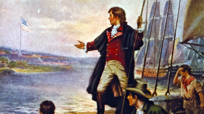 Image result for francis scott key star spangled banner