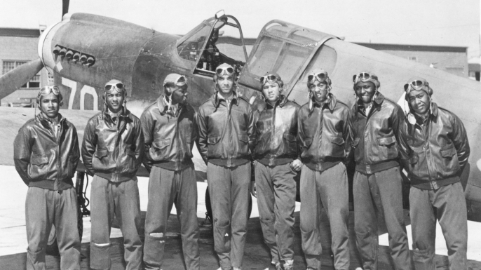 Image result for the tuskegee airmen