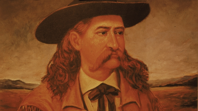 Wild Bill Hickok, american west