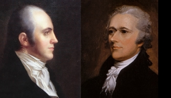 Image result for Alexander Hamilton and Aaron Burr photos