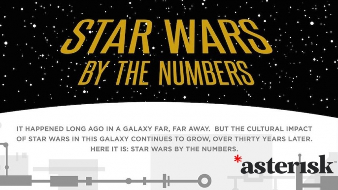 Asterisk - Star Wars by the Numbers
