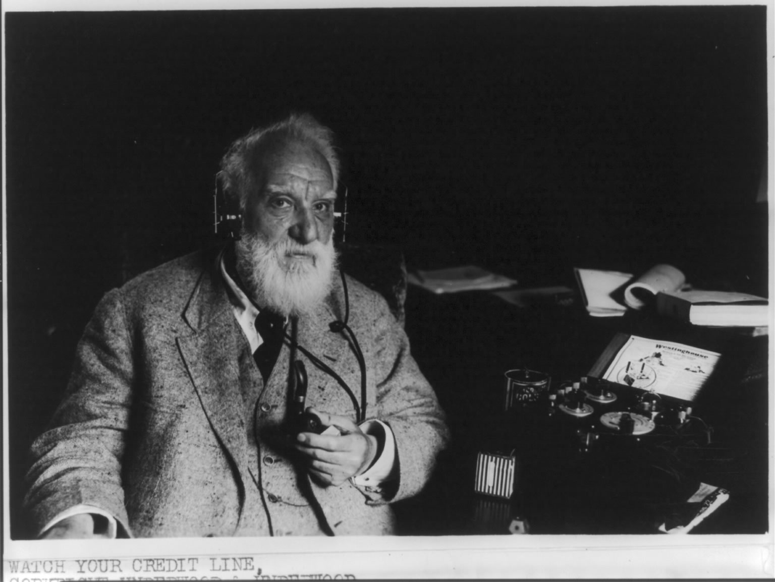 10 Things You May Not Know About Alexander Graham Bell