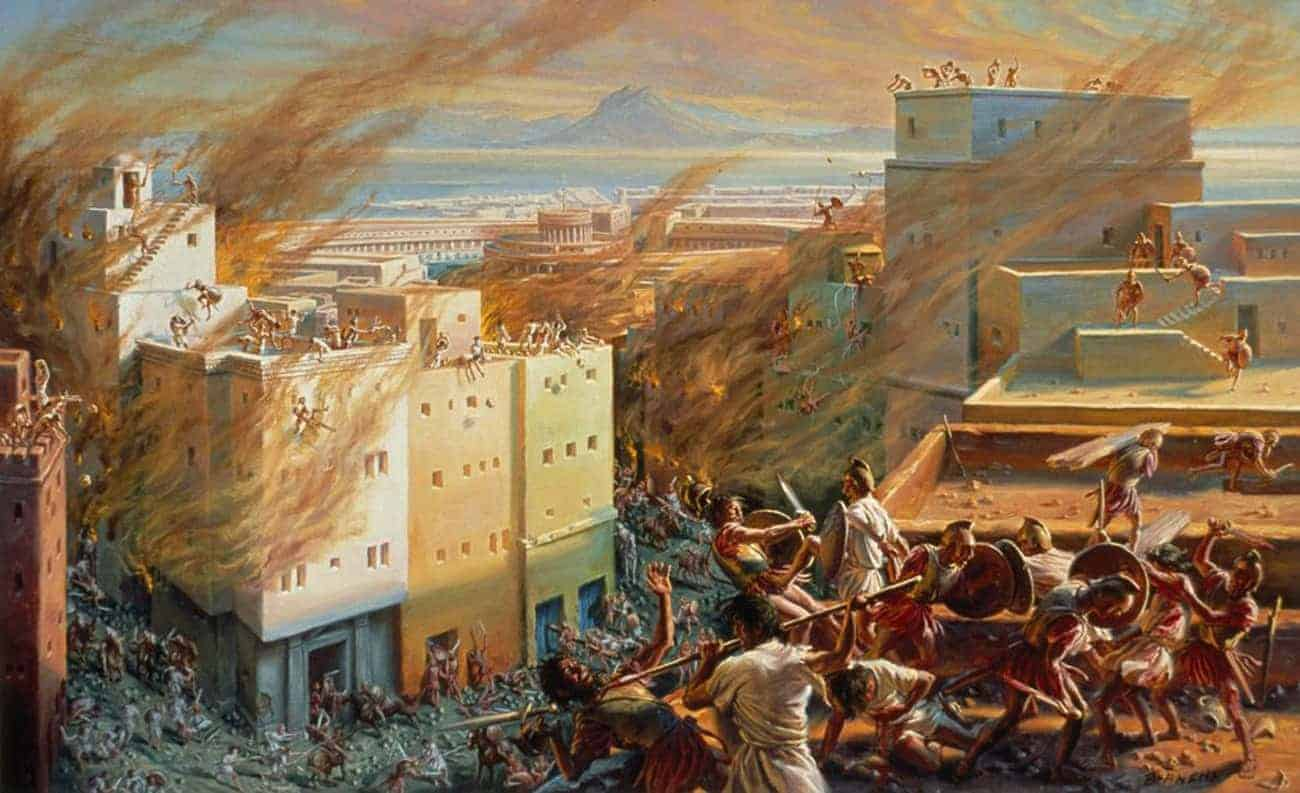 Third Punic War 5 Crucial Events That Lead To Carthage