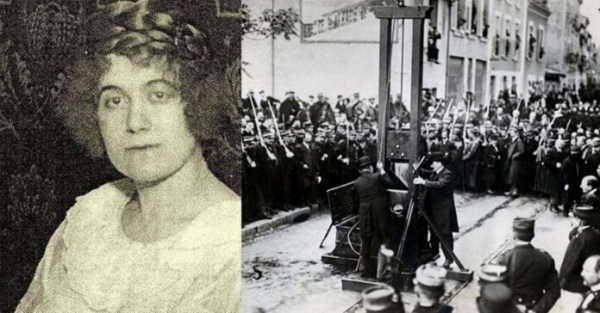 The Last Woman Guillotined in WWII France Risked Her Life