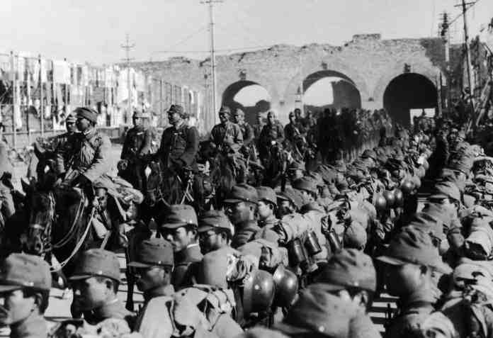 24 Images of the Brutal Nanking Massacre