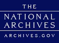 National Archives logo.