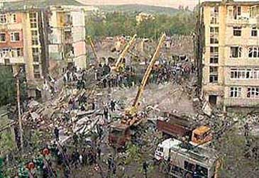 Buinaksk Blast