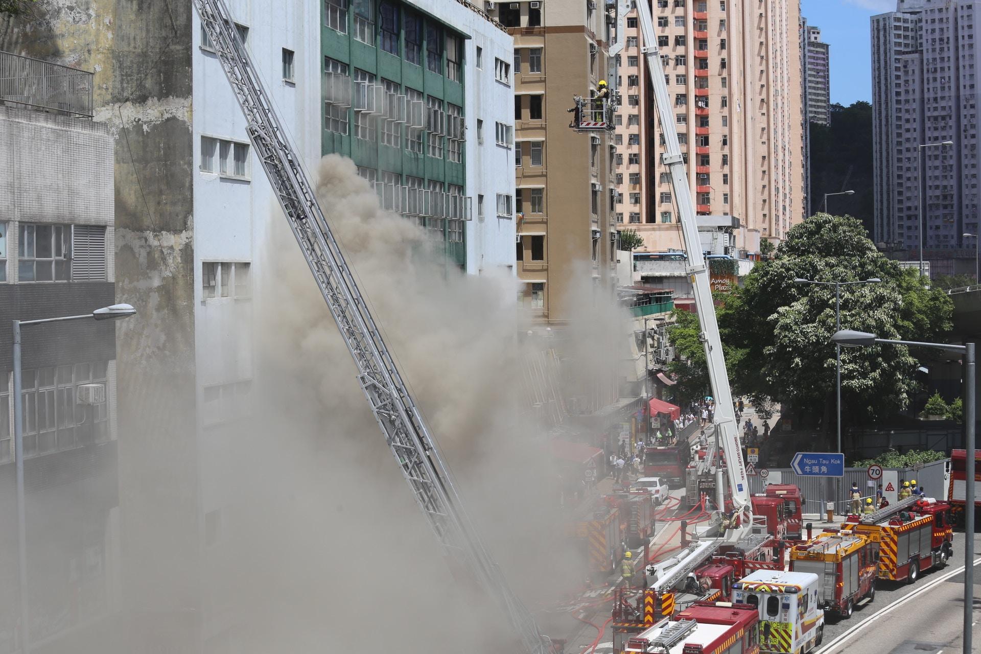 【迷你倉奪命火】多集中在工業區 「計時炸彈」東區觀塘區最多|香港01|社會新聞