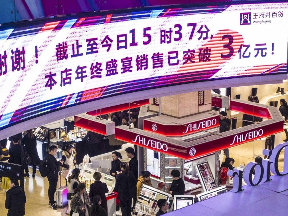 美媒:中國貧富差距驚人 京滬人均收入直逼瑞士|香港01|外媒視點