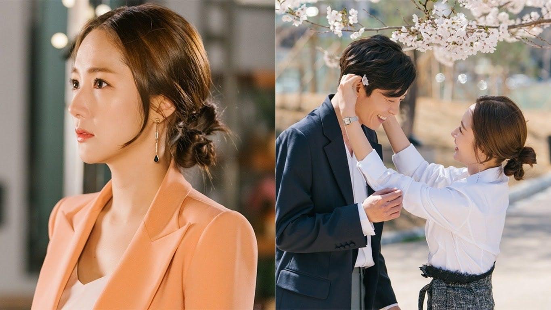 【韓劇髮型】《她的私生活》熱爆髮型 「雙折包頭」日常上班必備 - 瞌睡喵 | 開講 OpenTalk