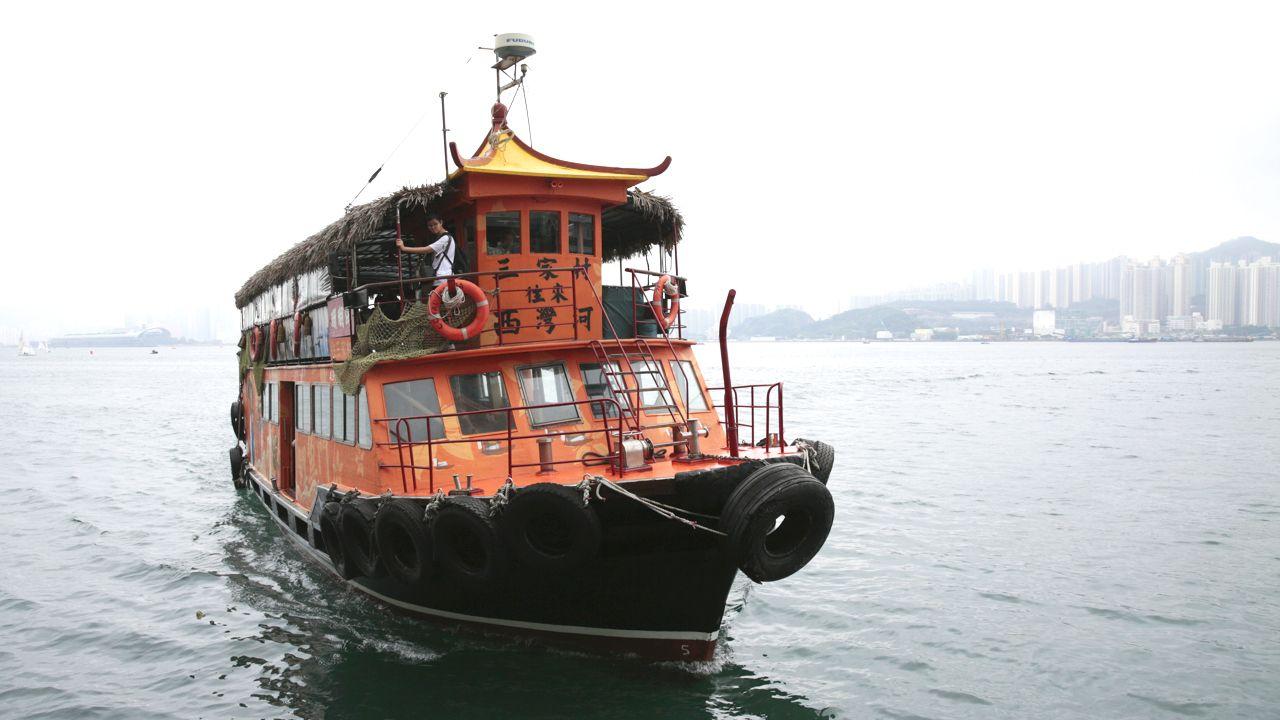 西灣河兩航線6月9至11日免費搭船 翻新船隻冀打造旅遊觀光線|香港01|社會新聞