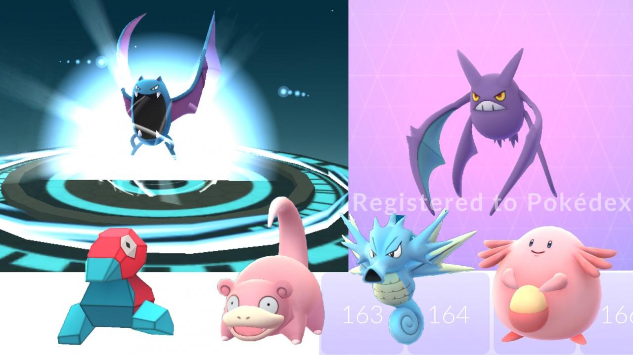 【Pokemon GO大更新】一代可進化成二代精靈全覽及進化條件|香港01|科技玩物|