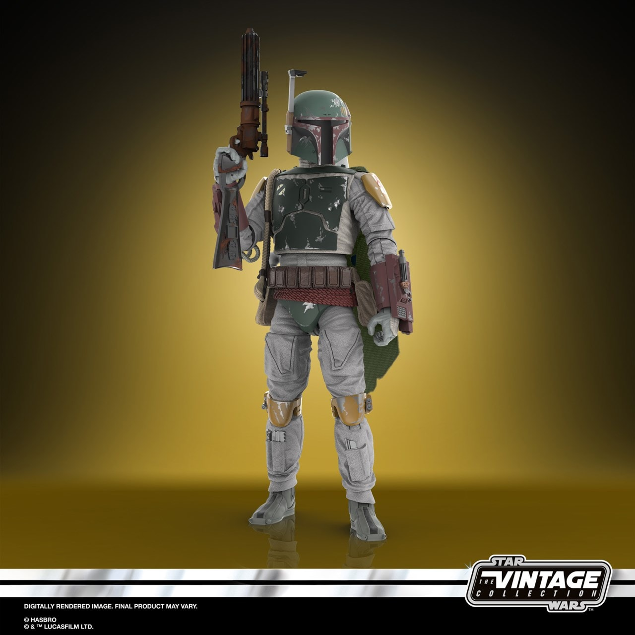 Boba Fett Return Of The Jedi Star Wars Vintage Collection Action Figure Action Figure Free Shipping Over 20 Hmv Store