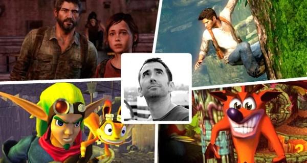 Entrevista a Evan Wells, copresidente de Naughty Dog ...