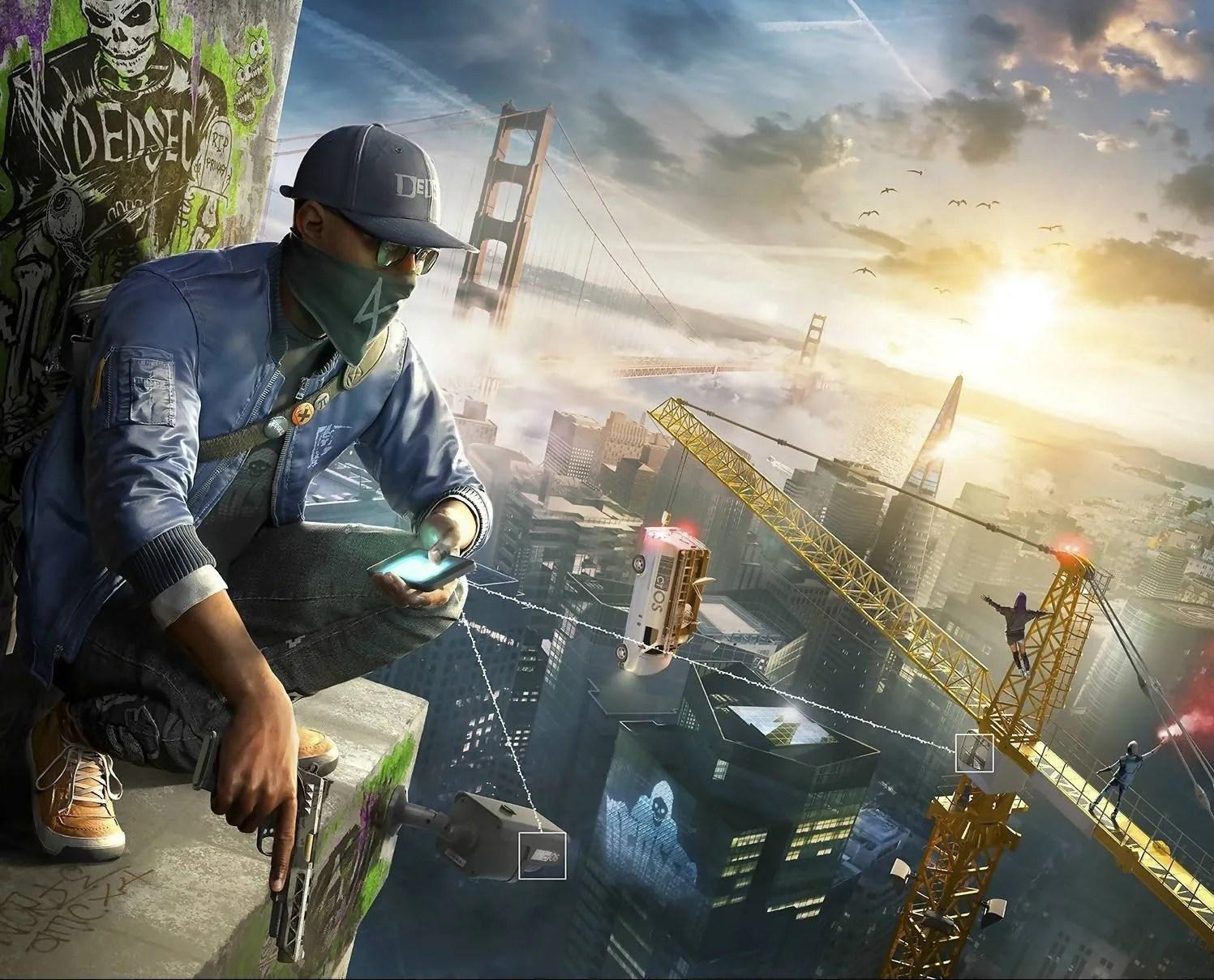 Watch Dogs 2 Anlisis En Progreso Del Sandbox Hacker De Ubisoft HobbyConsolas Juegos