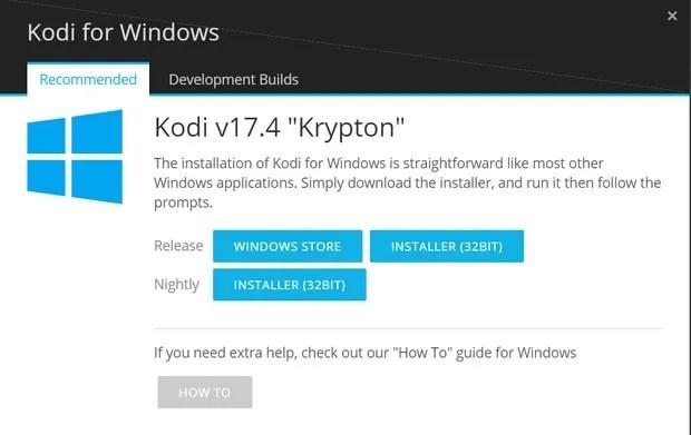 cómo instalar Kodi
